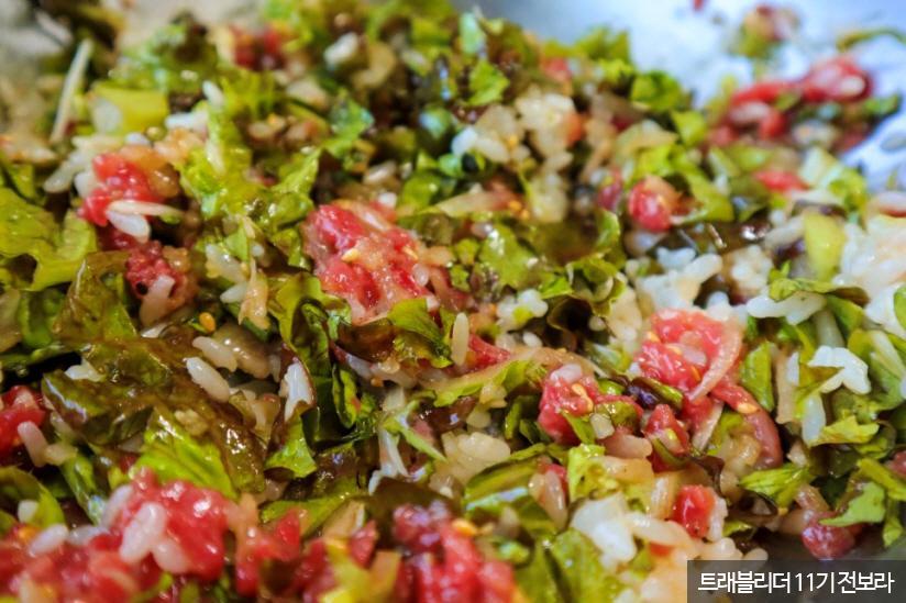 청도 가마솥 국밥