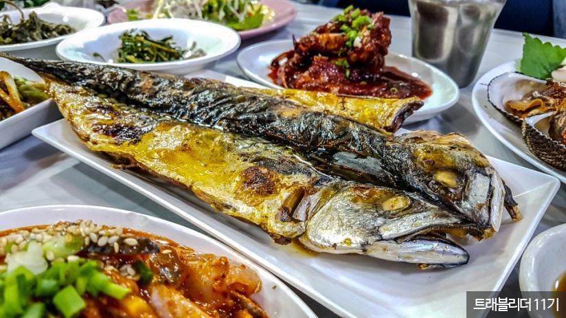 삼천포 해물요리