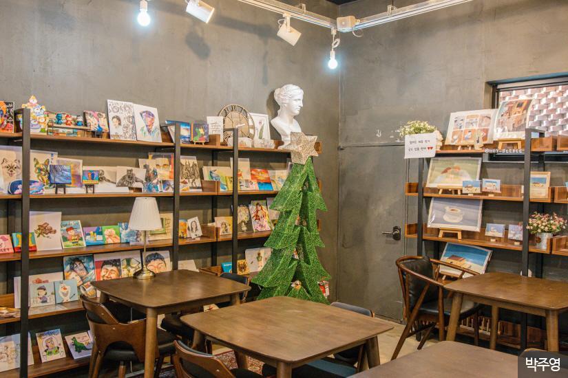 드로잉 카페 '팔레트' 11