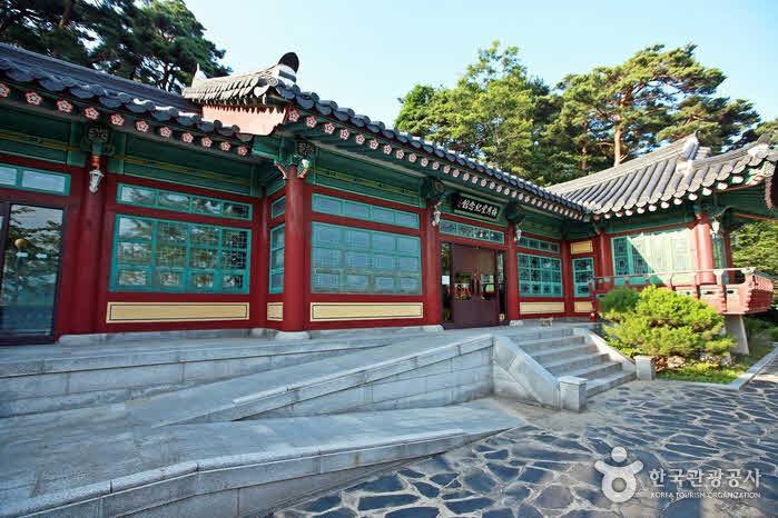 《금오신화》를 지은 매월당 김시습기념관