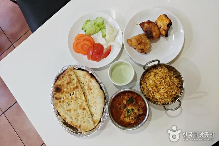 생소하지만 낯설지 않은 파키스탄 음식