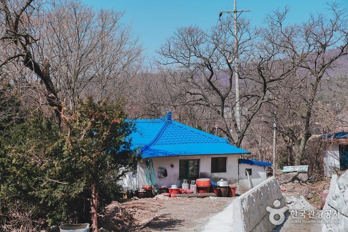 북한산국립공원 입구