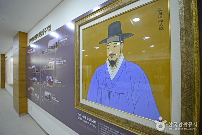 조선 후기 거상 임상옥 초상화