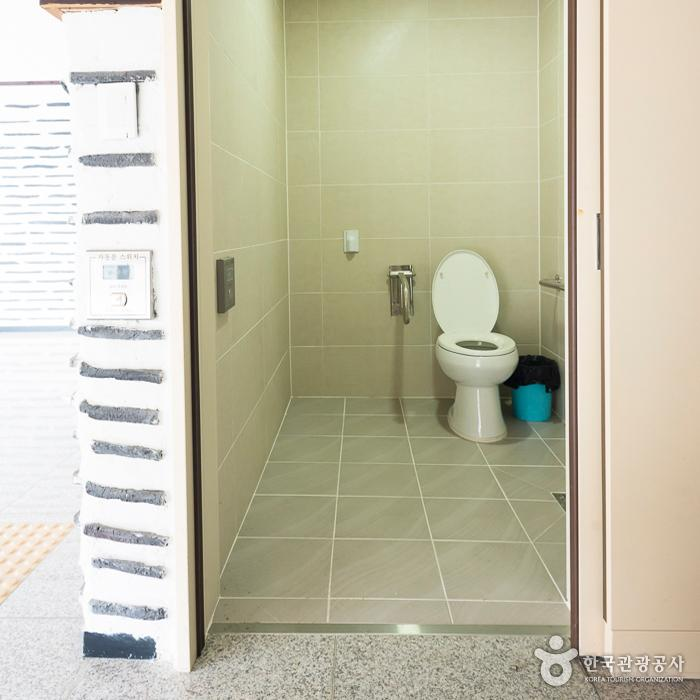 젊은달와이파크 장애인화장실 1