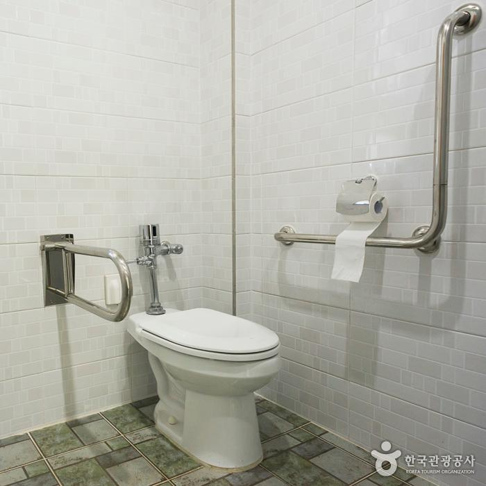 북면보건지소 장애인화장실