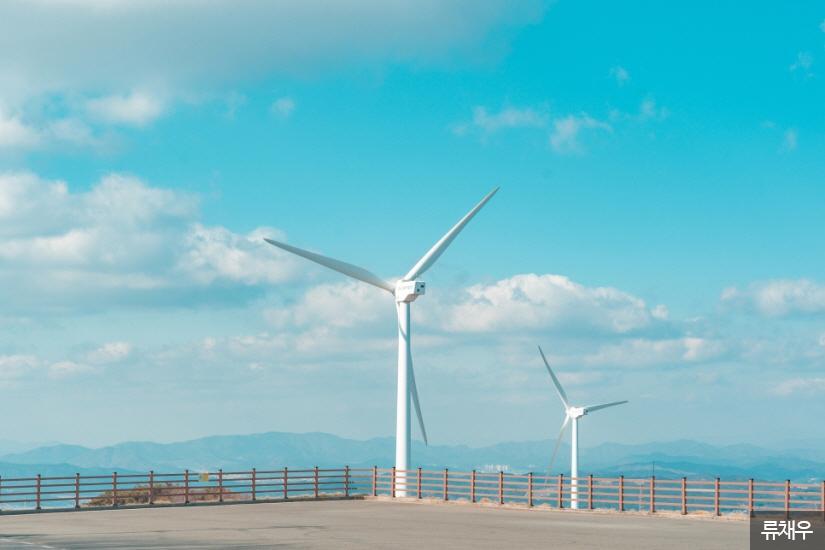 풍력 발전소1