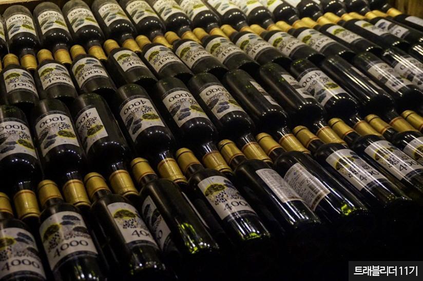 다래 와인 갤러리
