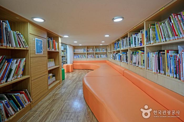 아이들을 위한 독서공간