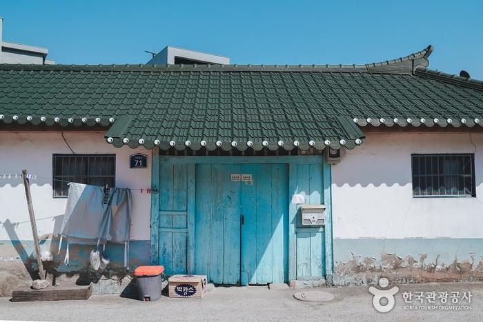 마을의 소소한 모습들