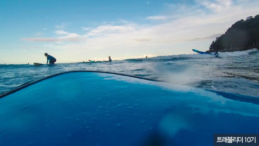 서핑 초급자의 시선에서 느낀 서핑