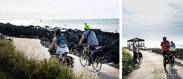 함께 해서 더욱 즐거운 자전거 여행