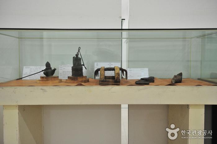 평화박물관 전시물